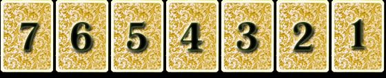 tarot-7-6-5-4-3-2-1
